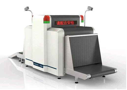监控传统式安检机
