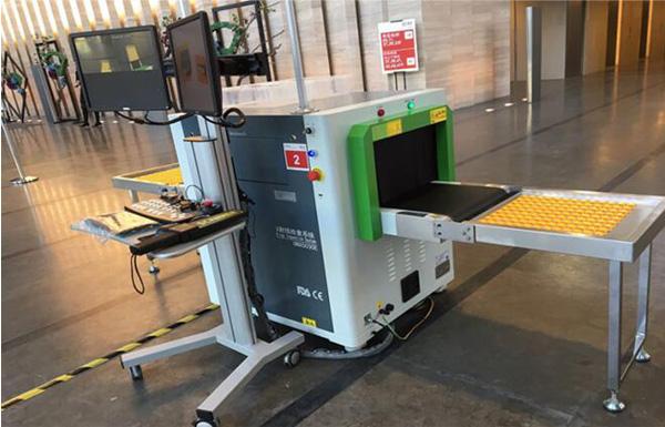 机场会经常用到哪些安检设备