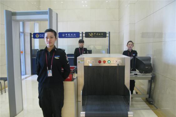 车站安检机是怎样检查出违禁物品的