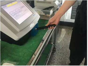 北京中集博源正式推出新型爆炸物探测仪采样器