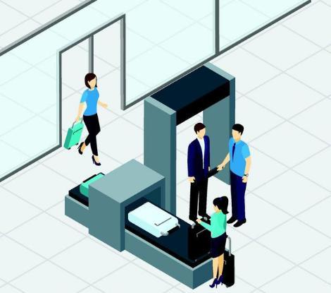 从手持金属探测器到X光物流安检机看行业安检变化