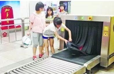 车站地铁X光安检设备有辐射吗对人体的危害