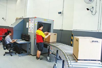 X光机在物流快递行业起到的作用