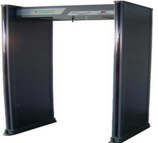 安检设备中安检门的应用范围及作用分析