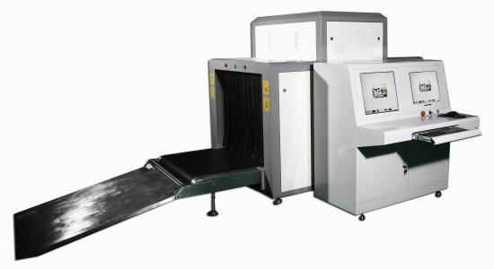 安检门和X光安检机原理及结构
